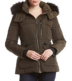 Calvin Klein Performance Heavy Down Quilted Jacket