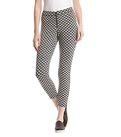 HUE Chevron Skimmer Leggings