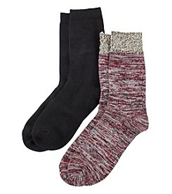 Relativity Space Dye Boot Socks