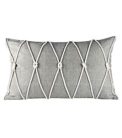 The Pomeroy Collection Reef Knot Decorative Pillow