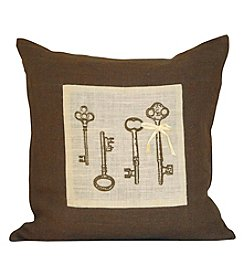 The Pomeroy Collection Locksley Decorative Pillow