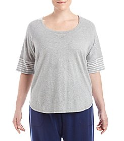 Tommy Hilfiger Plus Size Pajama Top