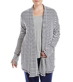 Tommy Hilfiger Plus Size Lounge Cardigan