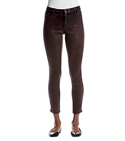 Nine West Jessica Twill Jeggings