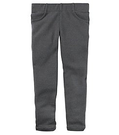 Carter's Girls' 2T-8 Sparkle Pants