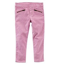 Oshkosh B'Gosh Girls' 4-8 Vevlet Pants