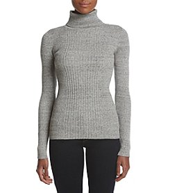 Ruff Hewn Turtleneck Sweater Top