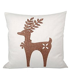The Pomeroy Collection Prancer Decorative Pillow