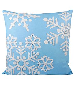 The Pomeroy Collection Malibu Snow Decorative Pillow