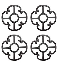 The Pomeroy Collection Louis Set of 4 Trivets