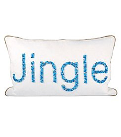 The Pomeroy Collection Jingle Decorative Pillow