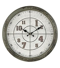 The Pomeroy Collection Keyes Wall Clock