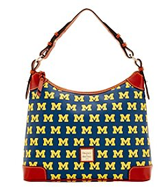 Dooney & Bourke® NCAA® Michigan Wolverines Hobo