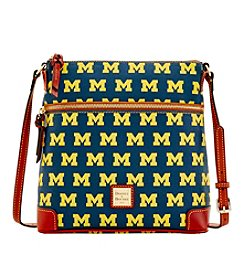 Dooney & Bourke NCAA® Michigan Wolverines Crossbody