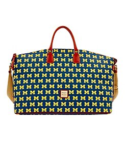 Dooney & Bourke NCAA® Michigan Wolverines Weekender