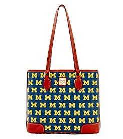 Dooney & Bourke® NCAA® Michigan Wolverines Richmond Bag