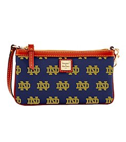 Dooney & Bourke® NCAA® Notre Dame Fighting Irish Large Slim Wristlet