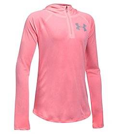 Under Armour Girls' 7-16 Tech Quarter Zip Hoodie