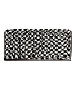 La Regale Pyramid Mesh Soft Convertible Clutch