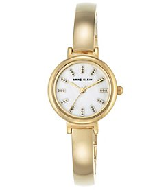 Anne Klein Dress Bangle Watch