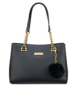 Anne Klein® Luxury Chain Tote Pom