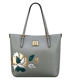Anne Klein® Floral Embossed Perfect Tote