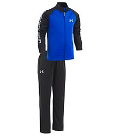 Under Armour Boys' 2T-4T Legendary Track Set