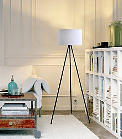 Catalina Lighting Hayden Tripod Floor Lamp