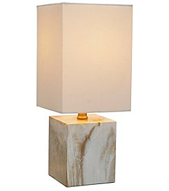 Catalina Lighting Taylor Faux Marble Accent Lamp
