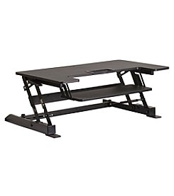 Flash Furniture Hercules Series Sit/Stand Height-Adjustable Desk
