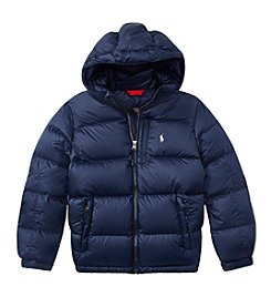 Polo Ralph Lauren Boys' 2T-20 Outerwear Jacket