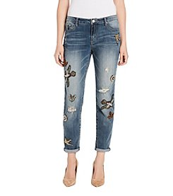Vintage America Blues Gratia Bestie Jeweled Jeans