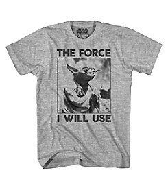Men's The Force Yoda Tee