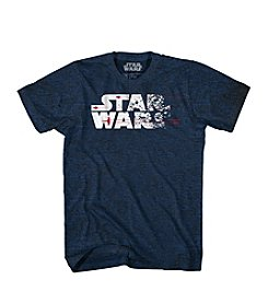 Men's Exploding Star Wars™ Logo Tee