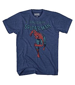 Men's Retro Spiderman Graphic Tee