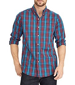 Chaps Men's Easycare Stretch Button Down Shirt