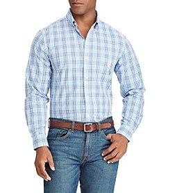 Chaps Men's Easycare Button Down Shirt