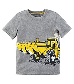 Carter's Boys' 2T-8 Short Sleeve Construction Tee