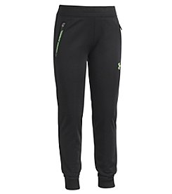 Under Armour Boys' 2T-7 Pennant 2.0 Tapered Pants