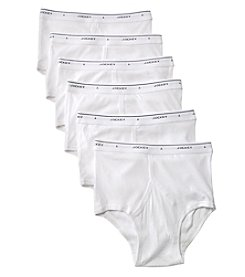 Jockey Men's Big & Tall 6-Pack Big Man Classic Briefs