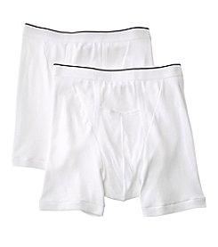 Jockey Men's Big & Tall Big Man 2-Pack Pouch Boxer Briefs