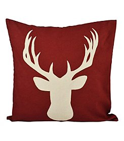 The Pomeroy Collection Deer Decorative Pillow