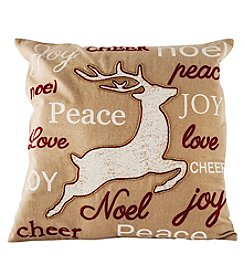 The Pomeroy Collection Tidings Decorative Pillow