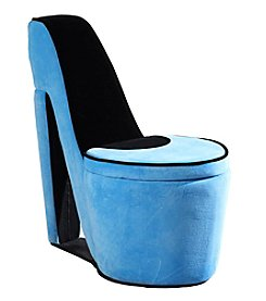 Ore International™ High Heel Storage Chair