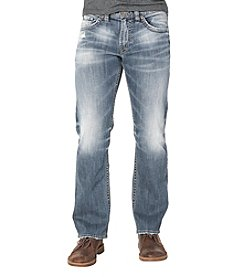 Silver Jeans Co. Big & Tall Men's Easy Fit Straight Leg Grayson Jeans