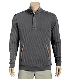 Tommy Bahama Men's Quilted Essential Half Zip Pullover