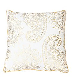 Peta Paisley Decorative Pillow