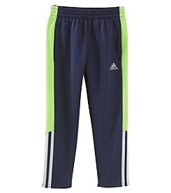 adidas Boys' 2T-7X Fleece Striker Pants