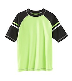 Exertek Boys' 8-20 Short Sleeve Rashguard Top