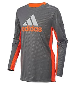 adidas Boys' 2T-5 Helix Vibe Training Tee